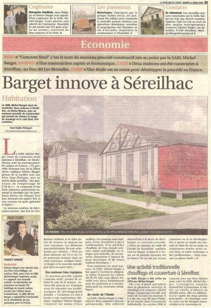 Article Populaire